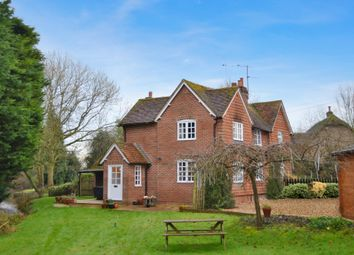 Thumbnail 3 bed cottage for sale in Chamberhouse Mill Lane, Thatcham