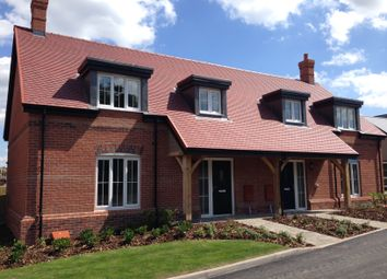 Thumbnail 2 bedroom cottage for sale in (45) 32 Polo Drive, Cawston, Rugby, Warwickshire