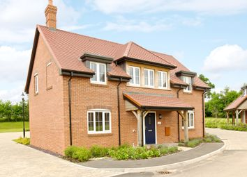Thumbnail 3 bed cottage for sale in 33 Polo Drive, Cawston, Rugby
