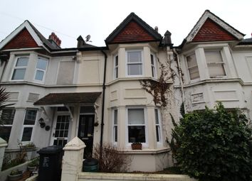 Thumbnail 4 bed terraced house to rent in Shelley Road, Hove