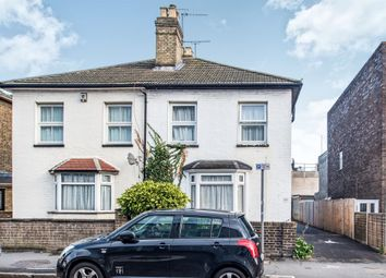 Thumbnail 2 bed flat for sale in Woodford Road, Watford
