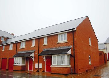 Thumbnail 3 bed end terrace house for sale in Carnac Drive, Dawlish