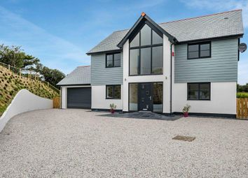 Thumbnail 4 bed detached house for sale in Rose, Cornwall