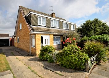 Thumbnail 3 bed semi-detached house for sale in Buckingham Drive, Normanby, Middlesbrough