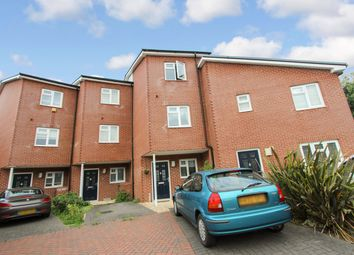 Thumbnail 3 bed town house for sale in Nightingale Road, Shirley, Southampton