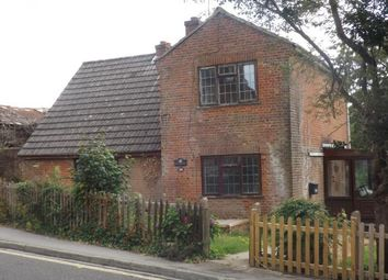 Thumbnail 3 bedroom detached house for sale in Middle Road, Southampton