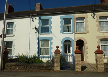 Thumbnail 3 bed terraced house for sale in North Road, Whitland, Carmarthenshire