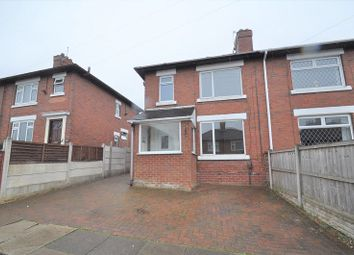3 bed semi-detached house for sale in Queen Mary Road, Hanford, Stoke-On-Trent ST48Qz ST4