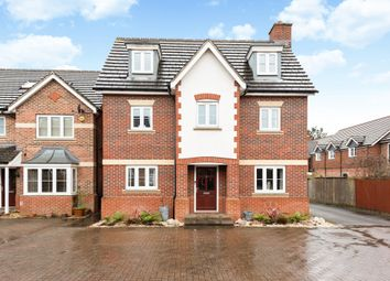 Thumbnail 4 bed detached house for sale in Dowles Green, Wokingham