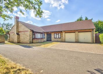Thumbnail 3 bed bungalow for sale in The Paddock, Huntingdon, Cambridgeshire, Uk