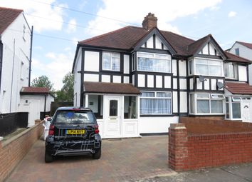 Thumbnail 3 bed semi-detached house to rent in Botwell Common Road, Hayes
