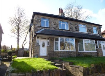 Thumbnail 4 bedroom semi-detached house for sale in Luck Lane, Paddock, Huddersfield