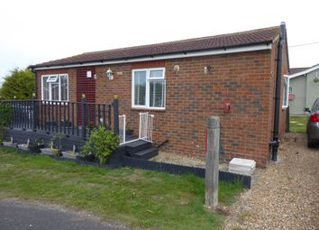 Thumbnail 2 bed mobile/park home for sale in Saddlebrook Park, Warden Bay Road, Leysdown On Sea