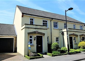 Thumbnail 2 bedroom semi-detached house for sale in Allington Rise, Sherfield-On-Loddon, Hook