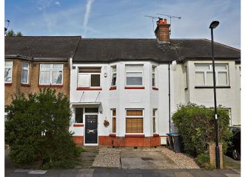 Thumbnail 3 bed terraced house for sale in Drapers Road, Enfield