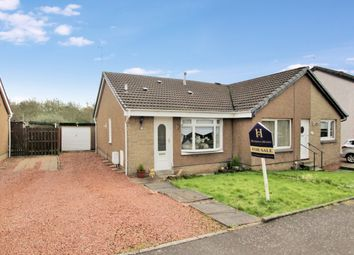 Thumbnail 1 bedroom semi-detached bungalow for sale in Mccallum Gardens, Bellshill