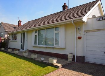 Thumbnail 3 bed detached bungalow to rent in Chanters Hill, Barnstaple