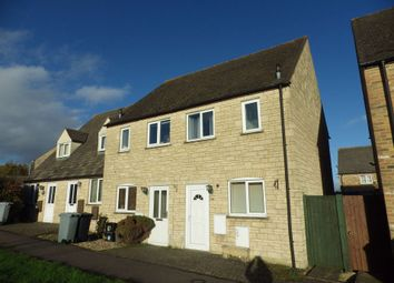 Thumbnail 2 bed terraced house to rent in Barrington Close, Witney, Oxfordshire