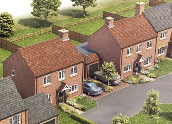 Thumbnail 3 bed detached house for sale in Milton Road, Adderbury, Banbury, Oxfordshire