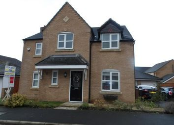 Thumbnail 4 bed detached house for sale in Ferrier Grove, Chorley, Lancashire
