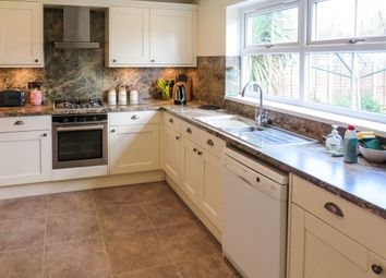 Thumbnail 4 bed detached house for sale in Mead Way, Monkton Heathfield, Taunton
