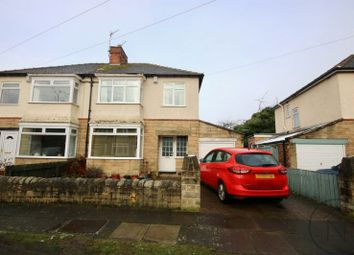 Thumbnail 3 bed semi-detached house for sale in Highbury Road, Darlington