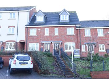 Thumbnail 3 bed terraced house for sale in Lake View Court, Erdington, Birmingham
