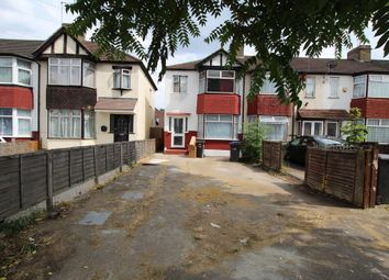 Thumbnail 4 bed end terrace house to rent in Falcon Crescent, Ponders End, Enfield