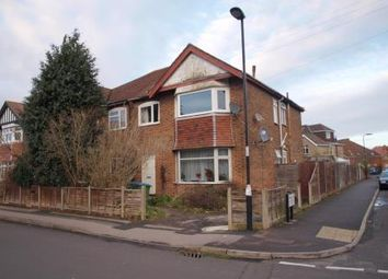Thumbnail 2 bed flat for sale in 110 Wilton Road, Southampton, Hampshire