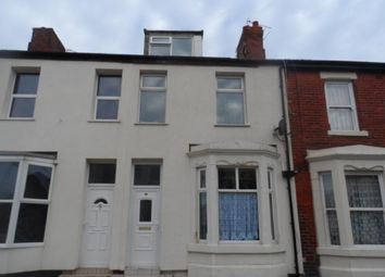 Thumbnail 4 bedroom terraced house for sale in Erdington Road, Blackpool
