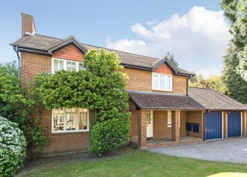 Thumbnail 4 bed detached house for sale in Kirkleas Road, Surbiton