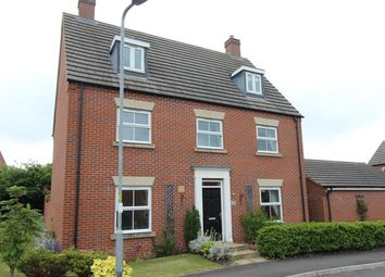 Thumbnail 5 bed semi-detached house to rent in Ironwood Avenue, Desborough, Kettering