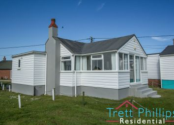 Thumbnail 2 bedroom detached house for sale in Sea View Estate, Bacton, Norwich