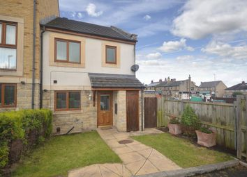 Thumbnail 3 bed end terrace house for sale in Greenlea Court, Dalton, Huddersfield