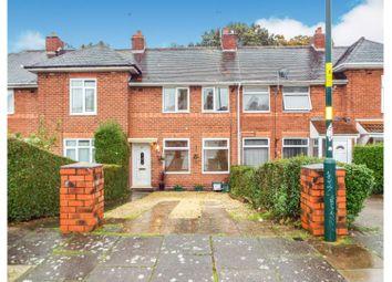 3 bed terraced house for sale in Effingham Road, Birmingham B13