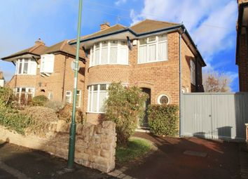 Thumbnail 3 bed detached house to rent in Deepdale Road, Wollaton, Nottingham