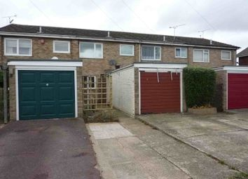 Thumbnail 3 bed terraced house to rent in Quantock Drive, Ashford