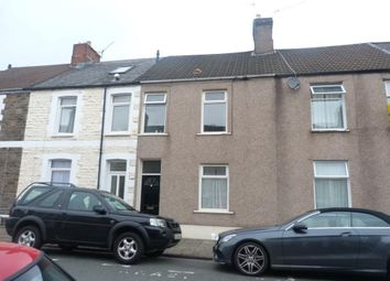 Thumbnail 3 bedroom property to rent in Treherbert Street, Cathays, Cardiff