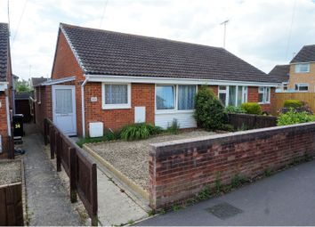Thumbnail 2 bed semi-detached bungalow for sale in Coleridge Close, Royal Wootton Bassett