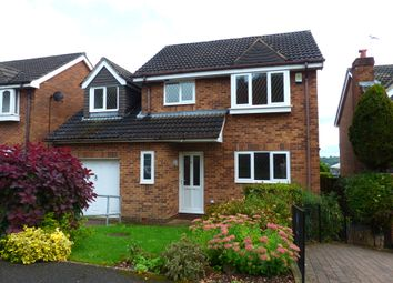 Thumbnail 5 bed detached house for sale in Meynell Rise, Ashbourne Derbyshire