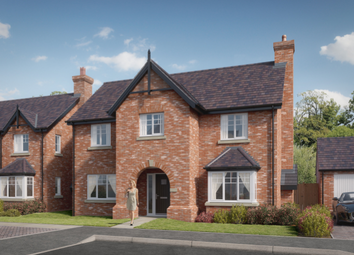 Thumbnail 4 bed detached house for sale in The Ashford, Belvidere Park, Off Hillside Drive, Belvidere, Shrewsbury