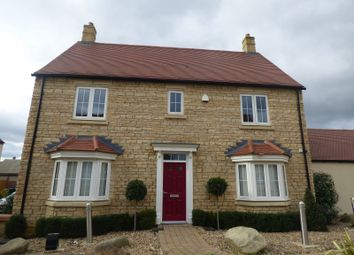 Thumbnail 4 bedroom detached house to rent in Whitelands Way, Bicester