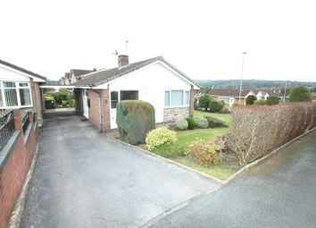 Thumbnail 3 bed detached bungalow for sale in Tame Close, Biddulph, Stoke-On-Trent