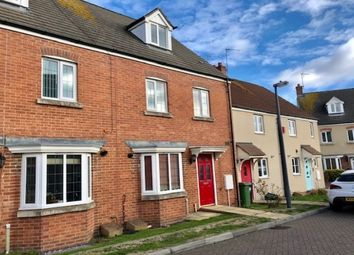 Thumbnail 4 bed town house to rent in Clermont Close, Patchway, Bristol