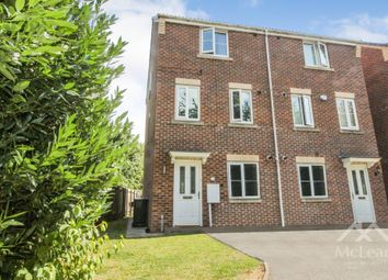 Thumbnail 4 bed semi-detached house for sale in Oakland Way, Nottingham