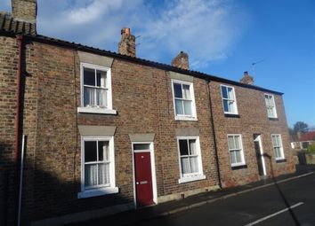 Thumbnail 2 bed terraced house for sale in Heckler Lane, Ripon