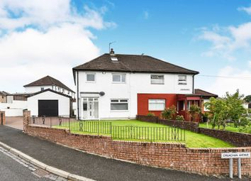 Thumbnail 3 bedroom semi-detached house for sale in Cairngorm Crescent, Paisley