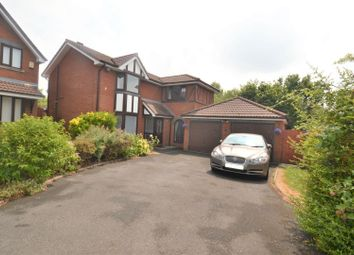 Thumbnail 4 bed detached house for sale in Montfort Close, Westhoughton