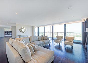 Thumbnail 3 bed flat to rent in Merano Residences, 30 Albert Embankment, Nine Elms, London