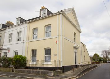 Thumbnail 4 bed end terrace house for sale in Park Street, Stoke, Plymouth